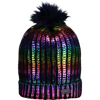 Шапка CMP Kids knitted hat Black blue
