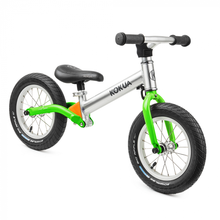 Беговел Kokua Like A Bike Jumper green