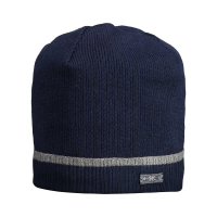 Шапка CMP Man knitted hat Navy fumo mel
