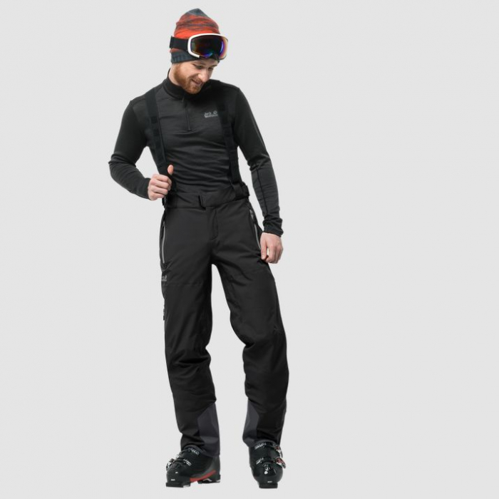 БРЮКИ JACK WOLFSKIN EXOLIGHT SLOPE PANTS MEN